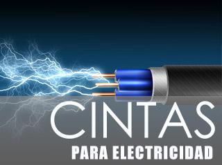 Cintas para Electricidad